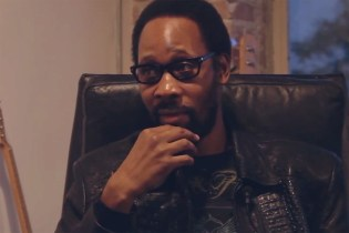 RZA Sits Down with Edison Chen to Discuss Martial Arts for Frank151 - Part 2