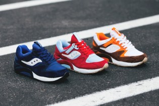 """Saucony Grid 9000 """"Three Rivers"""" Pack"""