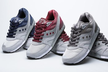"Saucony Originals 2013 Fall Shadow Master ""Grey Pack"""