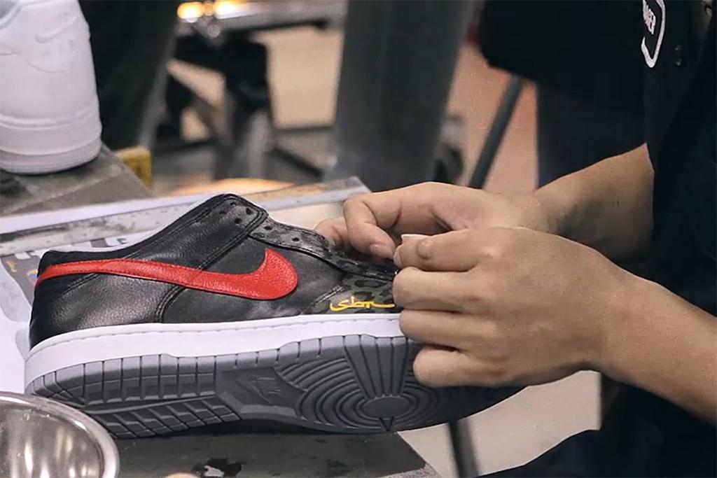 SBTG Sneaker Customization Workshop Recap