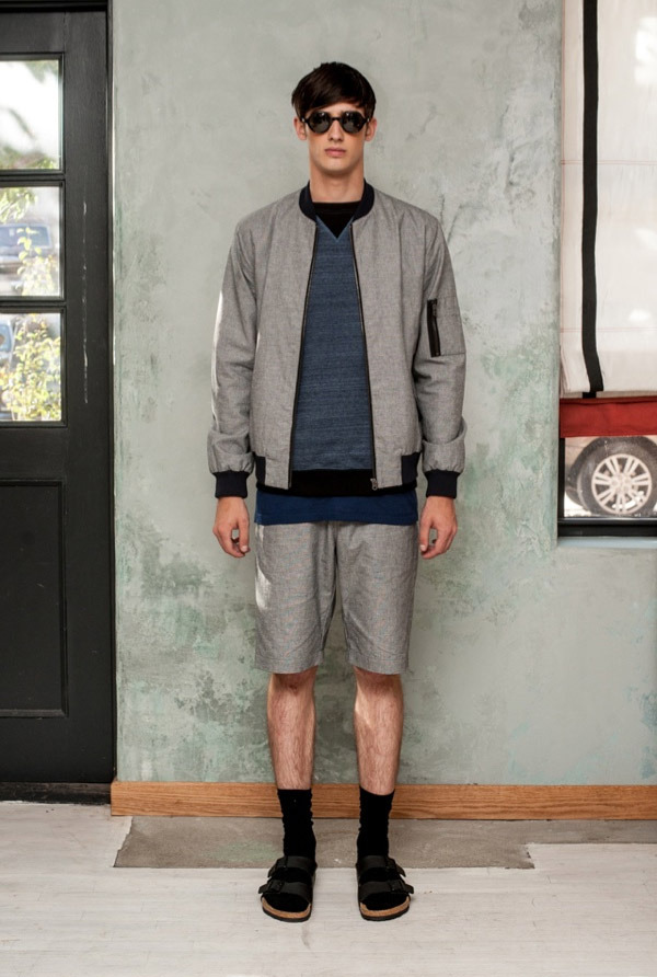 shades of grey 2014 spring summer collection