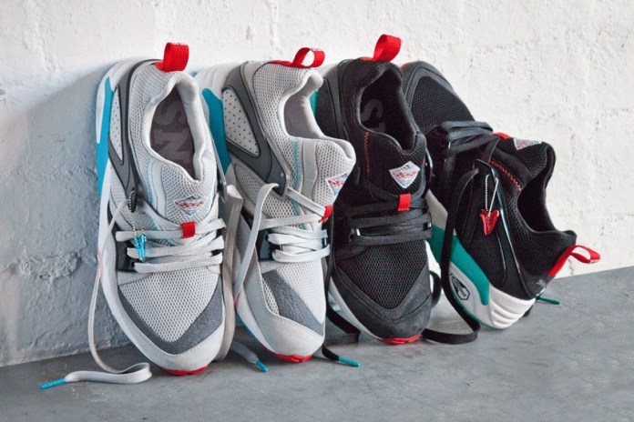 "Sneaker Freaker x PUMA Blaze of Glory ""Shark Attack"" Preview"