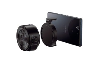 "Sony Cyber-Shot DSC-QX100 and DSC-QX10 ""Lens-Style"" Cameras"