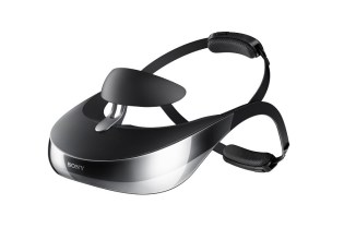 Sony HMZ-T3W Head-Mounted Display Brings Wireless TV To Your Face