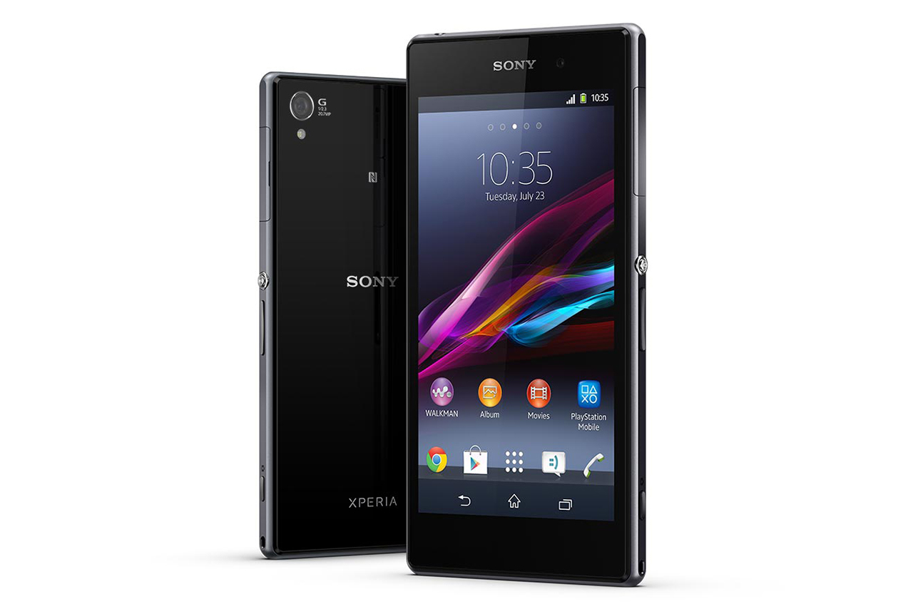 Sony Xperia Z1 Offers a 21 MP Camera in a Waterproof Package