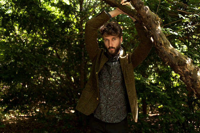 "SOTO Berlin 2013 Fall/Winter ""'Into the Woods"" Editorial"