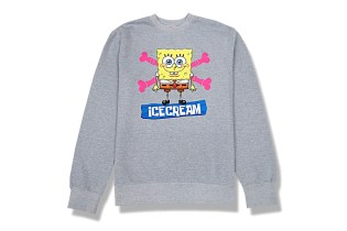 SpongeBob SquarePants x ICECREAM 2013 Capsule Collection
