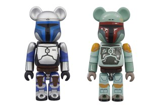 Star Wars x Medicom Toy 2013 100% Bearbrick 2-Packs