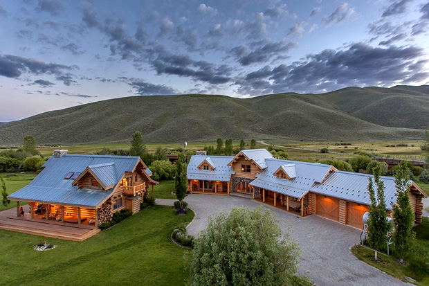 steve mcqueens idaho ranch is up for sale