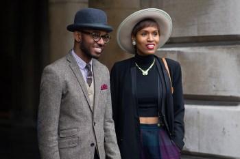 Streetsnaps: London Fashion Week September 2013