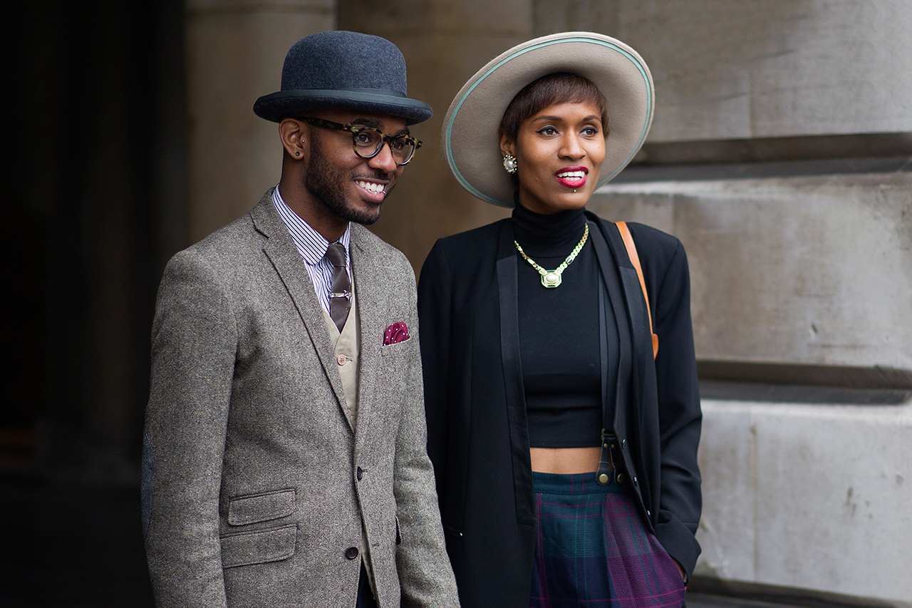 Streetsnaps: London Fashion Week September 2013