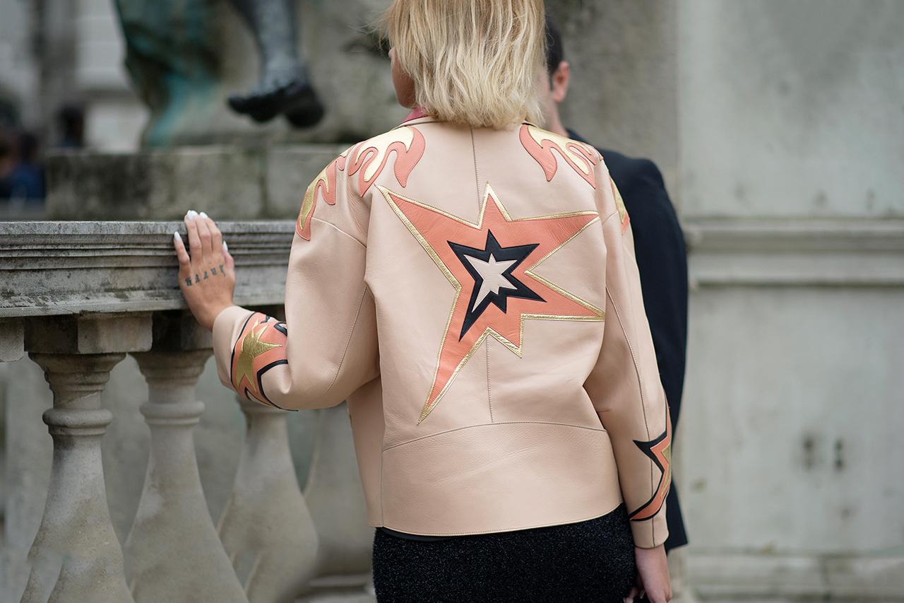 streetsnaps london fashion week september 2013