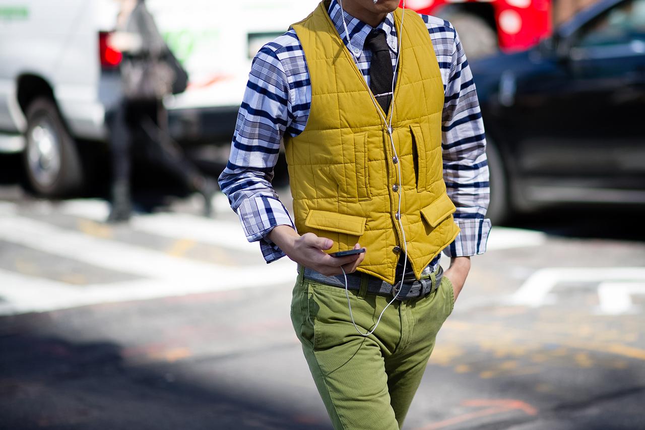 Streetsnaps: New York Fashion Week September 2013