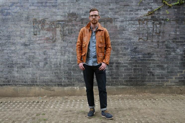 Streetsnaps: Rustic Gentleman