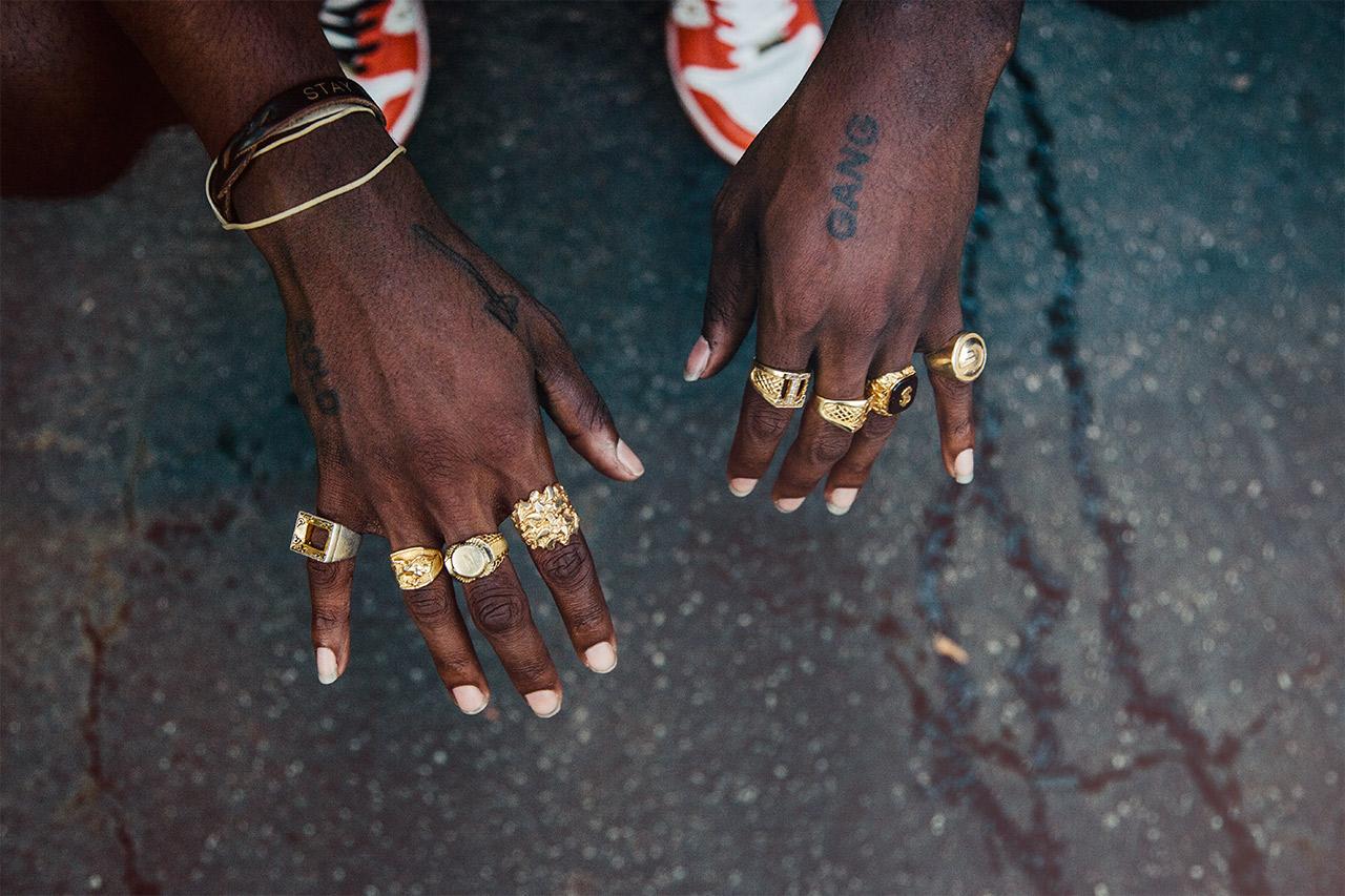 Streetsnaps: Trinidad Jame$