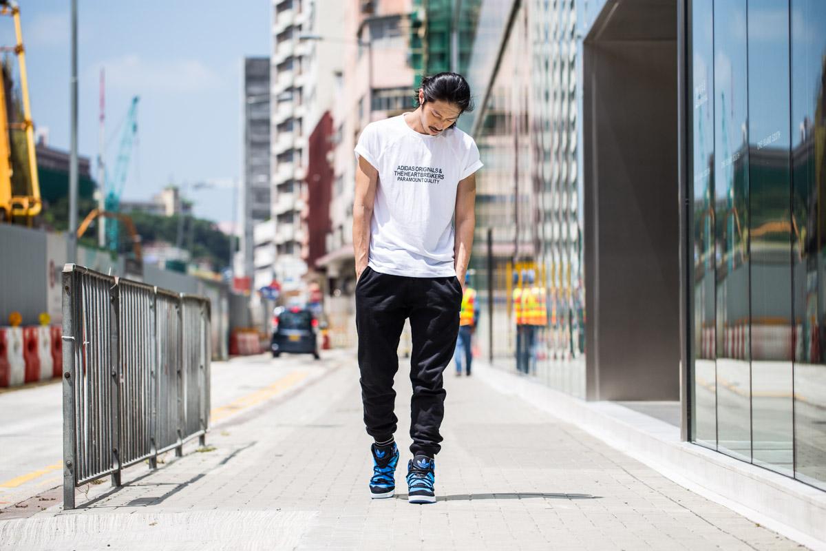 Streetsnaps: Wayne Chi Wai Lau