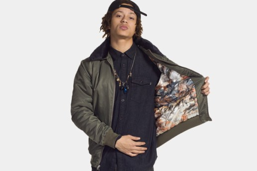 Stussy 2013 Fall Lookbook