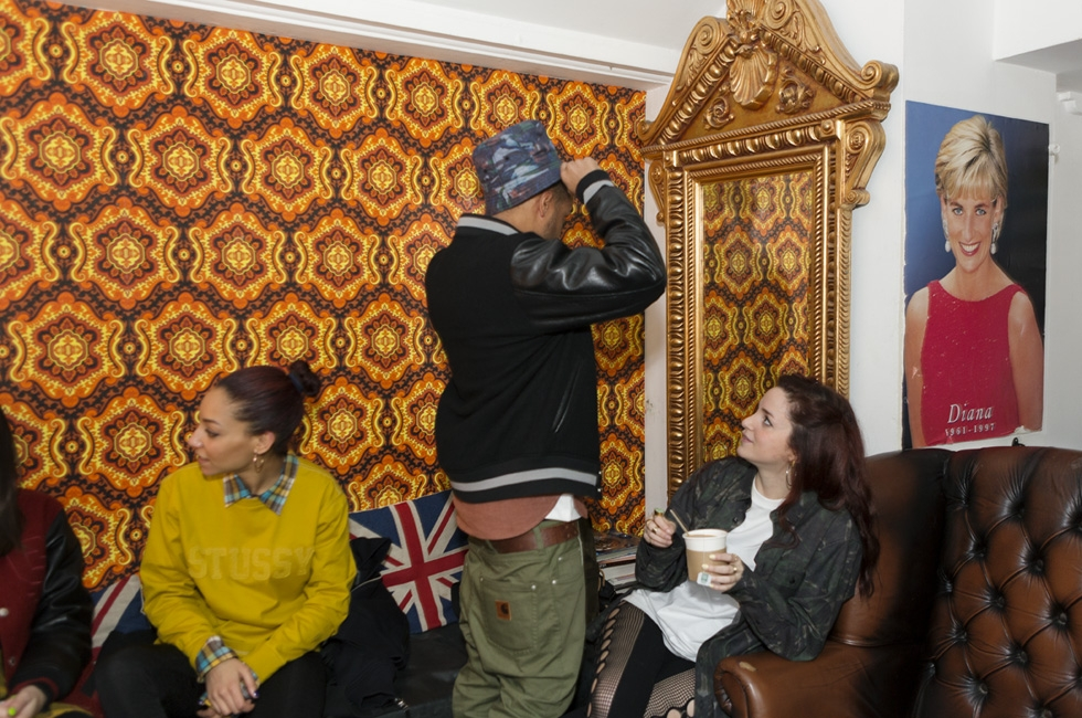 Stussy Deluxe 2013 Fall Editorial by Martin Parr