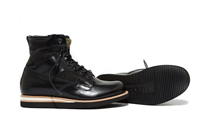 Stussy Deluxe x BePositive 2013 Fall/Winter New Boot