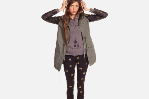 Stussy Women's 2013 Fall Collection