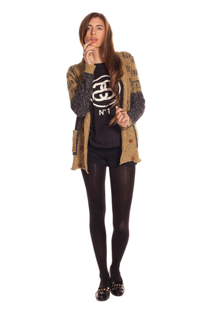 stussy womens 2013 fall collection