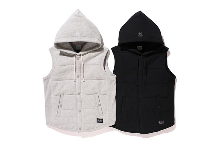 """Stussy x Champion Japan 2013 """"Reverse Weave"""" Collection"""