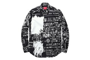 Supreme 2013 Fall/Winter Jean-Michel Basquiat Collection