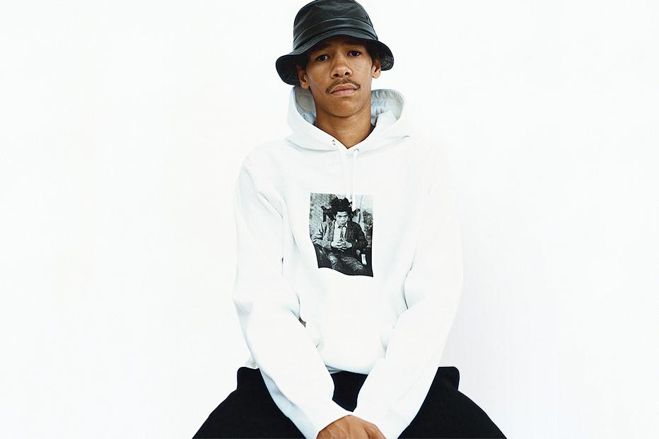 Supreme 2013 Fall/Winter Jean-Michel Basquiat Lookbook