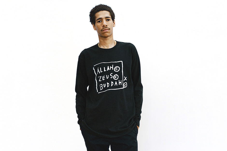 Supreme 2013 Fall/Winter Jean-Michel Basquiat Lookbook