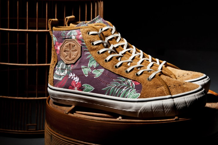 Taka Hayashi x Vans Vault 2013 Fall/Winter TH Court Hi LX
