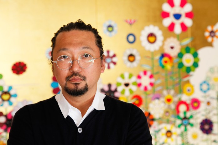Takashi Murakami Replies to 2020 Olympics Design Rumors