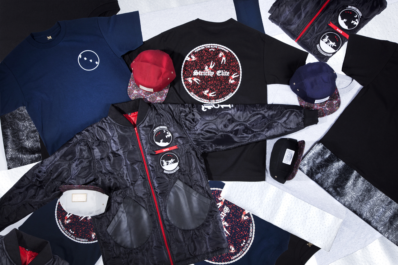 The Elite Co Capsule 2013 Collection