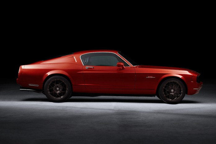 The Equus Bass 770 in Motion