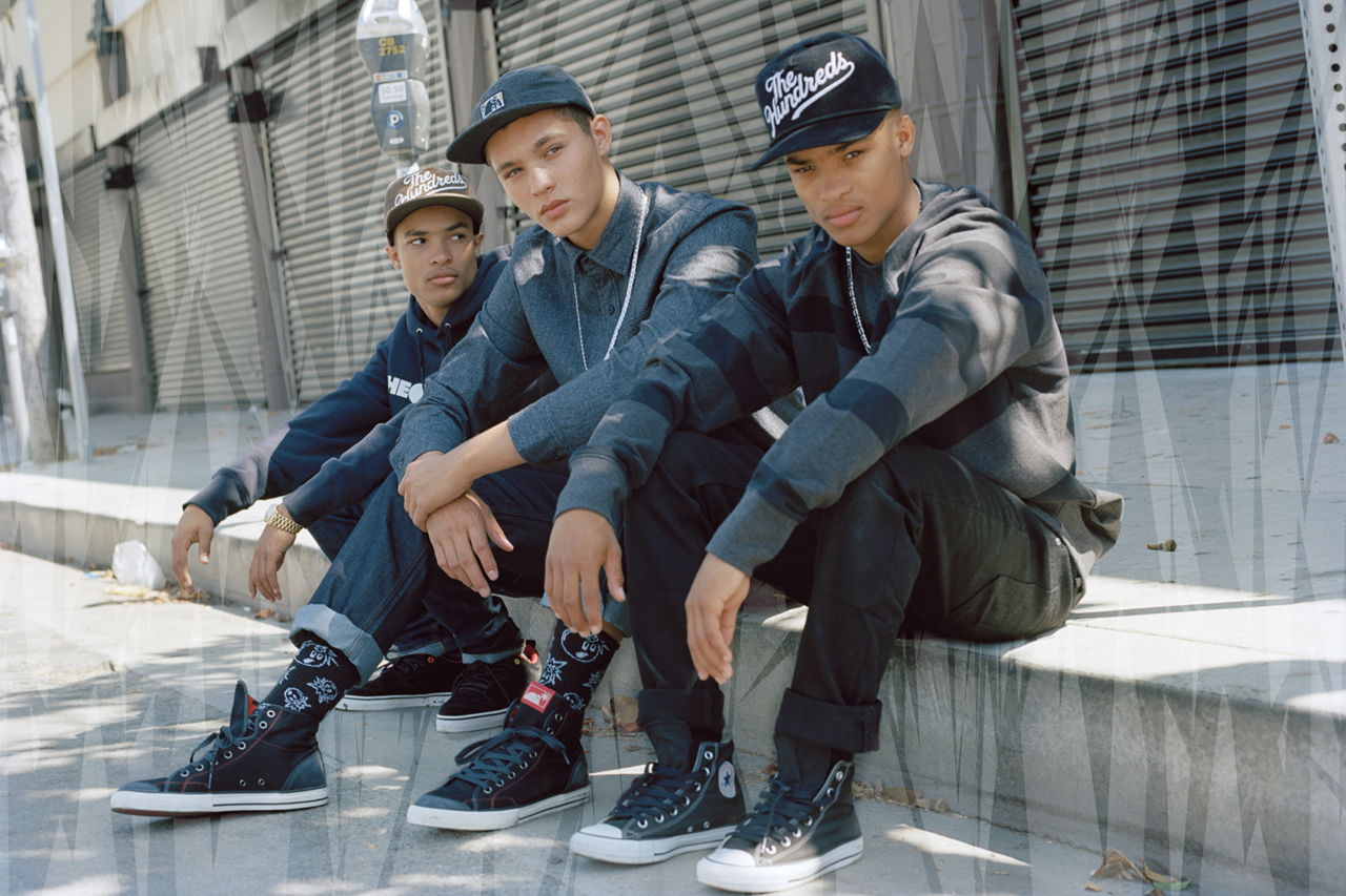 "The Hundreds 2013 Winter ""Move Mountains"" Lookbook"