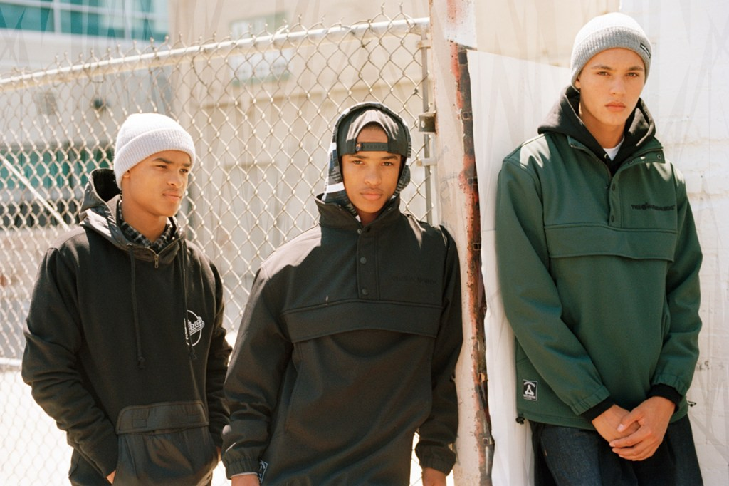 """The Hundreds 2013 Winter """"Move Mountains"""" Lookbook"""