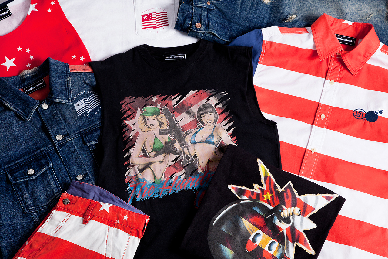 the hundreds x clot collaboration collection