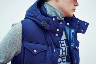 THE NORTH FACE PURPLE LABEL 2013 Fall/Winter Lookbook