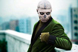 "The ""Restless East"" Editorial by Rick Genest"