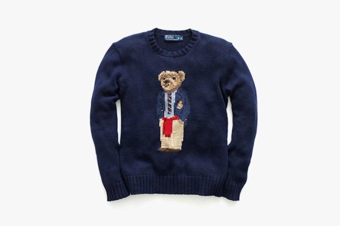 The Return of the Ralph Lauren Polo Bear Sweater