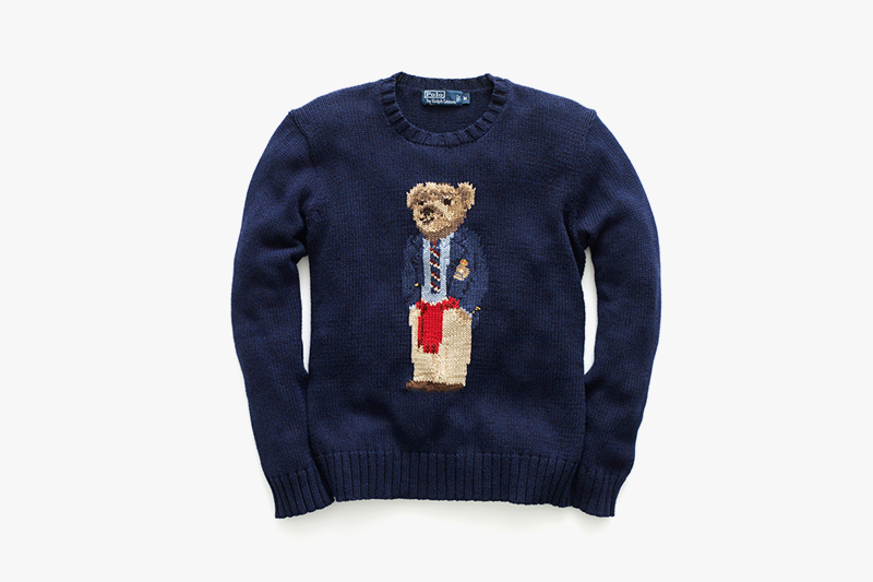 the return of the ralph lauren polo bear sweater