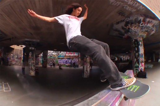 The Vans World Tour Hits London's Southbank