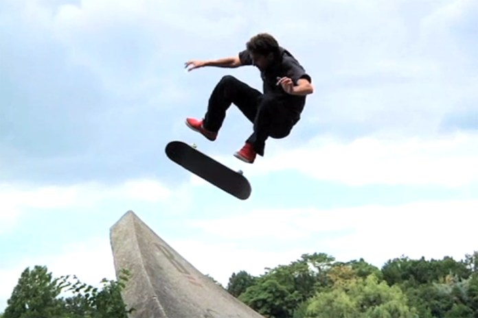 "Thrasher Magazine and SUPRA Present: ""Slings and Hammers"" European Tour Video"