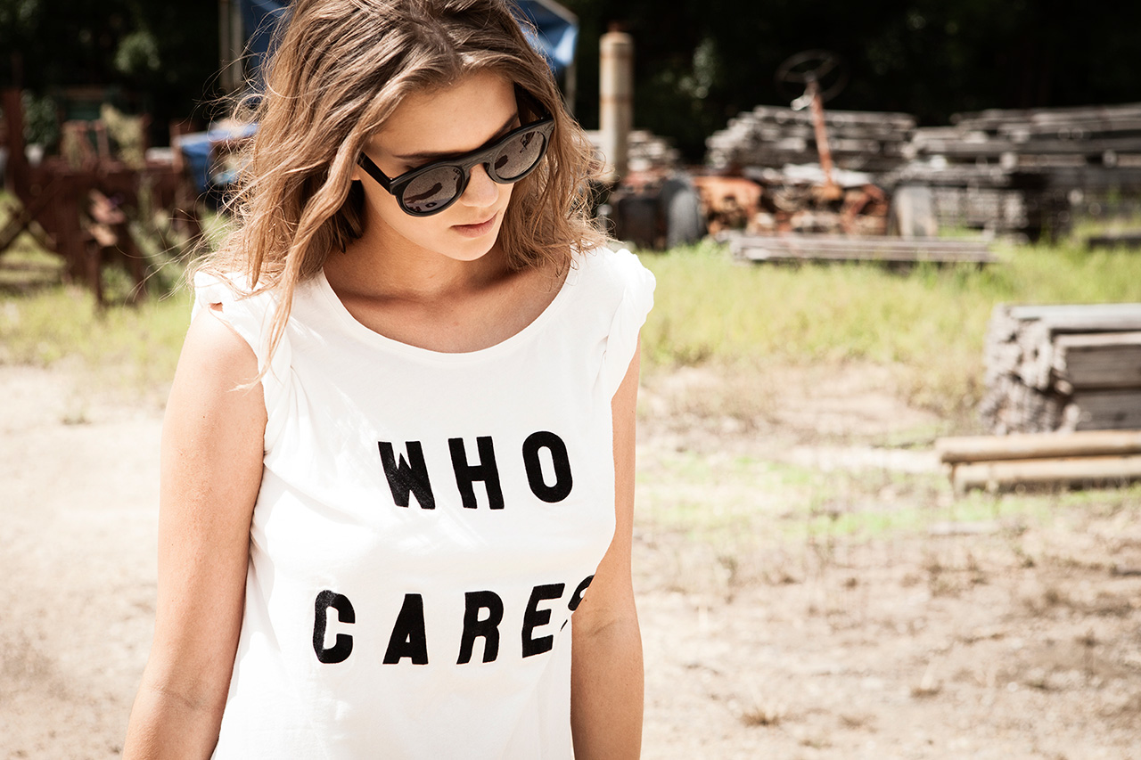 THRILLS CO. 2013 Summer WHO CARES Collection