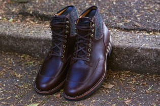 Woolrich x Timberland 2013 Fall Abington Boot