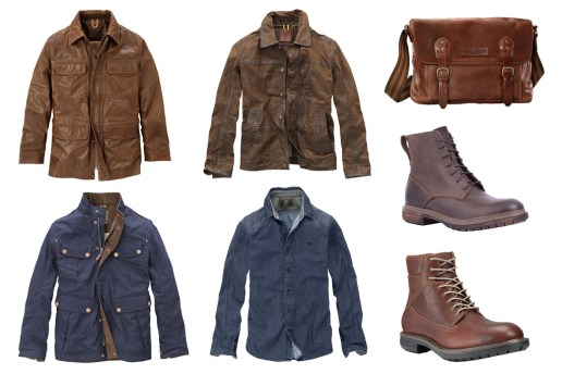 Timberland 2013 Fall/Winter Collection