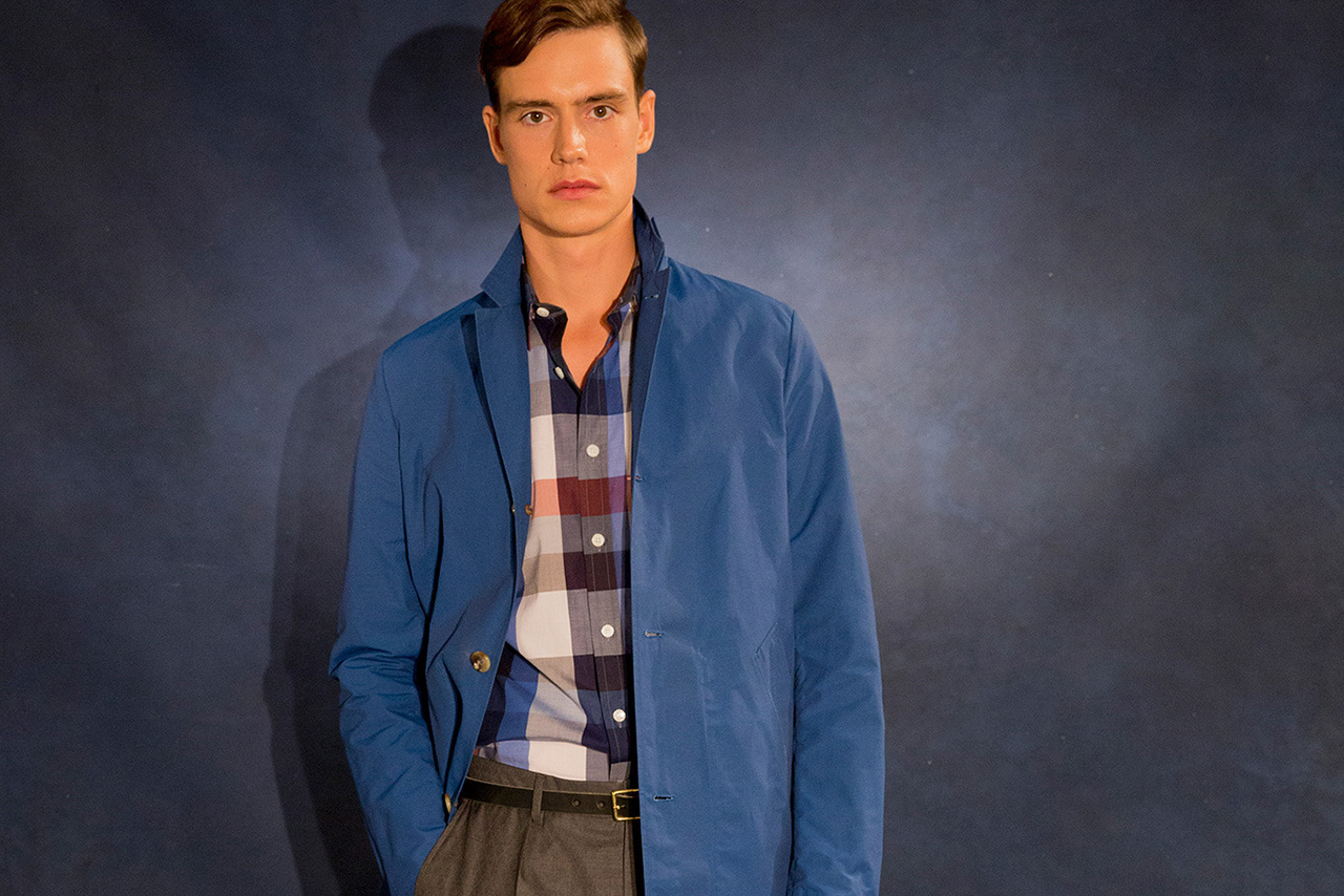 Todd Snyder 2014 Spring/Summer Collection