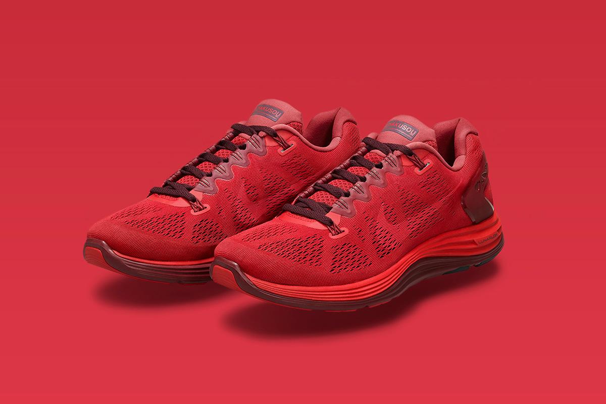 UNDERCOVER x Nike GYAKUSOU 2013 Footwear Collection