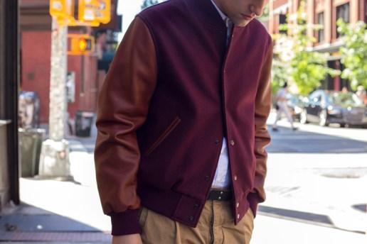 UNIS 2013 Fall/Winter Varsity Jackets