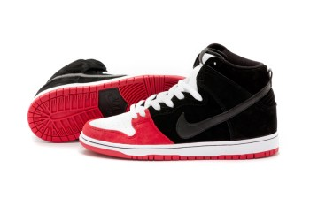 Uprise Skateshop x Nike SB Dunk High Premium Preview