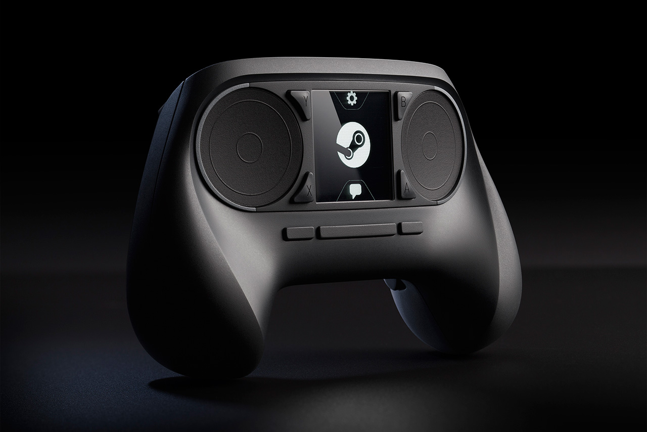 Valve Steam Controller for SteamOS